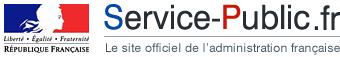 Site officiel de l'Administration Française
